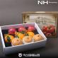 익산원예농협 사과 배 한라봉 3종 혼합세트 1호 / 4kg(9과 사3+배3+한3)