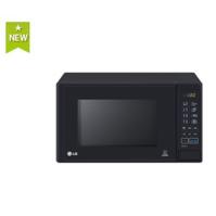 LG 전자레인지 MW202LK (20L/블랙/이지클린코팅/사각조리실/절전기능)
