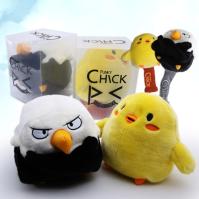 PUNKY CHICK(펑키칙) 병아리/독수리 캐릭터 헤드커버/드라이버용