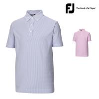 [풋조이] FJ 옥스포드 스트라이프 버튼다운 셔츠 (31153,31154)