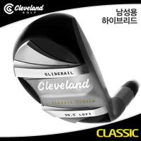 [클리브랜드골프 정품] Cleveland 클래식 하이브리드/유틸리티우드/골프채