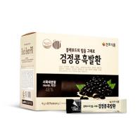 천호식품 검정콩 흑발환 3세트