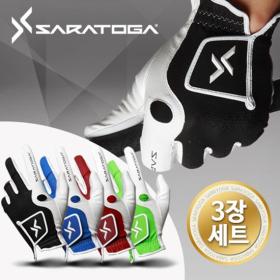 [3장1세트] 2016년 사라토가 남성 Digital Skin 컬러 골프장갑