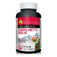 캐나다 메이플트리 쏘팔메토 맥스90 1000mg 90캡슐(3개월분)