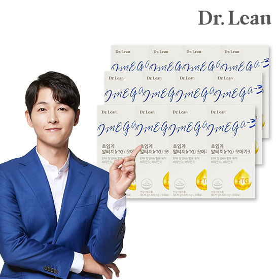 [송중기오메가]닥터린 초임계알티지오메가 12개월분