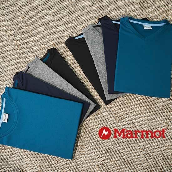마모트 21여름 남성 티셔츠 8종