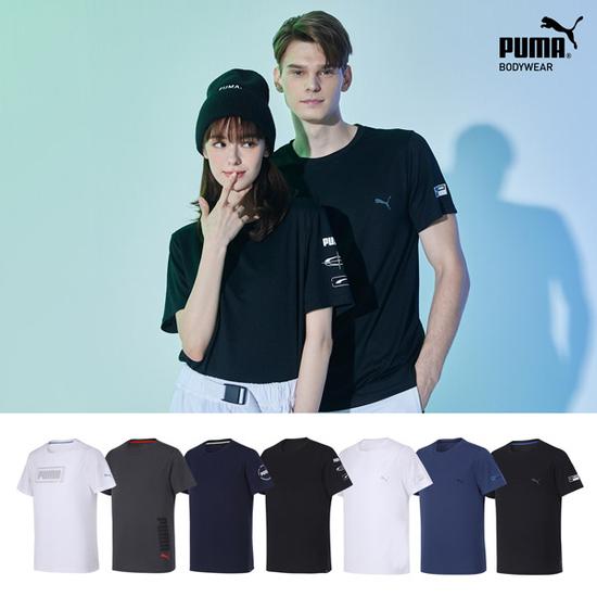 푸마 남녀공용 언더셔츠 기능성 10차 7종