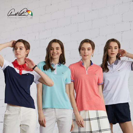 아놀드파마 여성 기능성 반팔 티셔츠 4종 SET