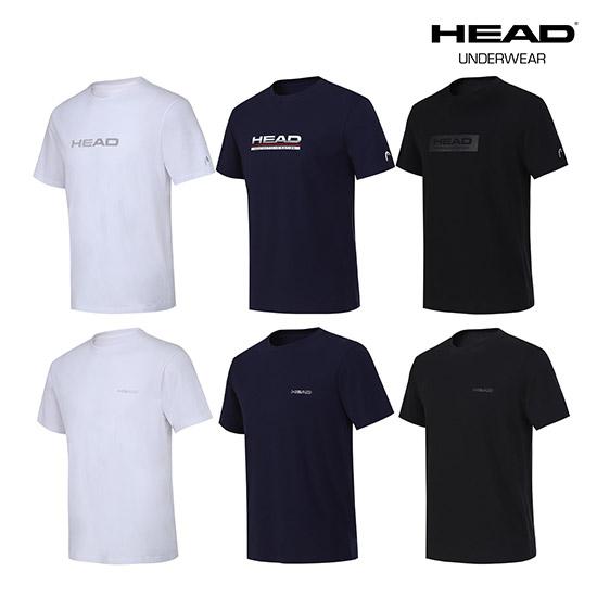 헤드 남녀공용 매일 언더셔츠 6종상품이미지
